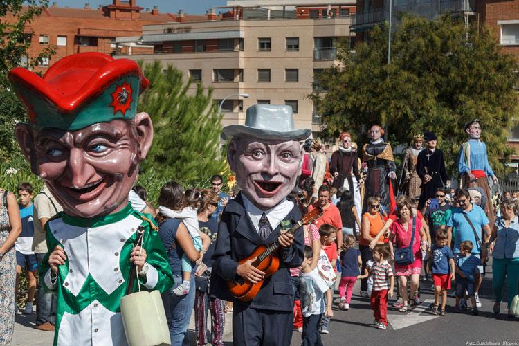 El Mangurrino (Foto Jesús Ropero.- Ayuntamiento de Guadalajara)