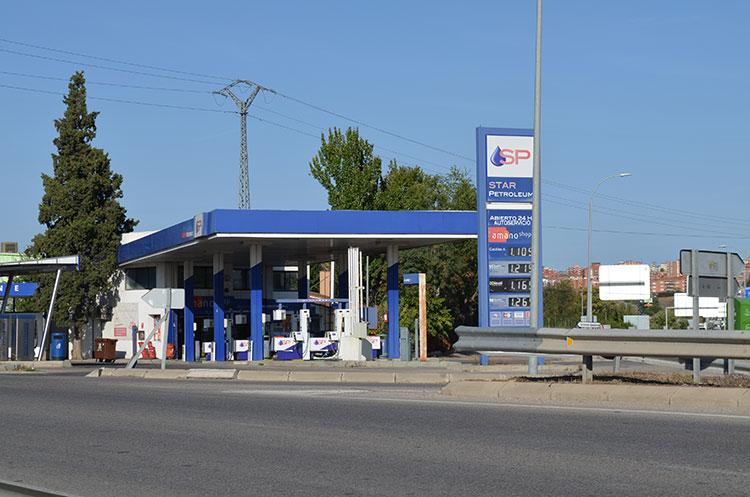 Los hechos tuvieron lugar en la gasolinera de Los Faroles