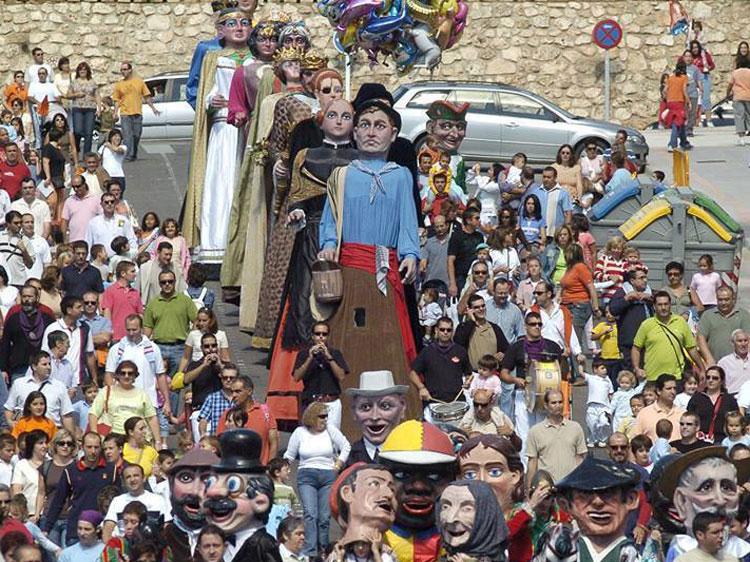 El Mangurrino saldrá el viernes con la comparsa de Gigantes y Cabezudos