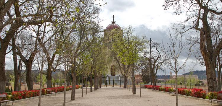 El Panteón de la Duquesa de Sevillano es uno de los monumentos del programa Guadalajara Abierta