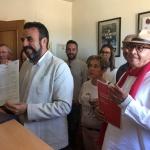 Blanco ya es precandidato oficialmente a la Secretaría del PSOE regional