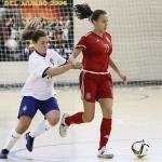 Noelia de las Heras de nuevo con la selección española