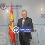 """Aguirre: """"El pacto de los García atropella las reglas y estrangula las inversiones en Guadalajara"""""""