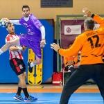 Quabit resuelve el encuentro ante Huesca en un minuto apasionante (27-28)