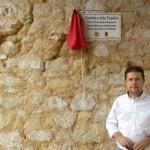 Sacedón recuerda a Fandiño con una placa en la Plaza de Toros