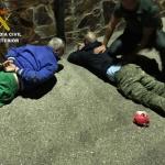 La Guardia Civil detiene a dos personas por  robo en Tamajón