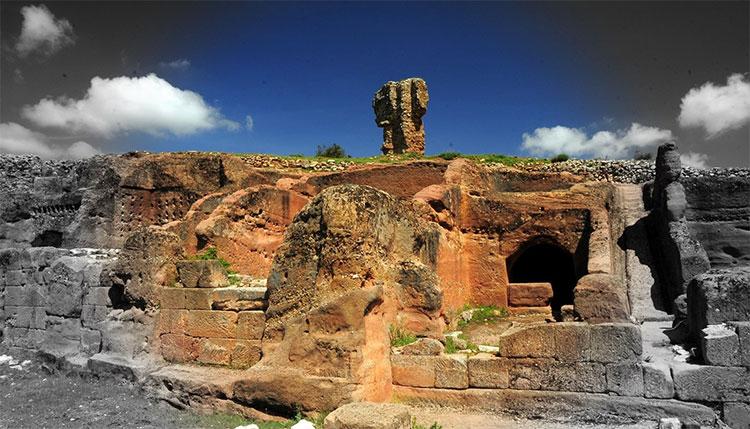 Ruinas de Tiermes. (Foto Museo de Tiermes)