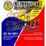 Este domingo, 22 de octubre, llega la VI edición de la Escarcha Xtreme de Sigüenza