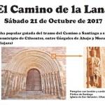 Quinta marcha por el Camino de Santiago a su paso por Cifuentes