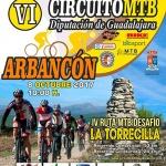 El domingo, IV Ruta MTB Desafío La Torrecilla en Arbancón