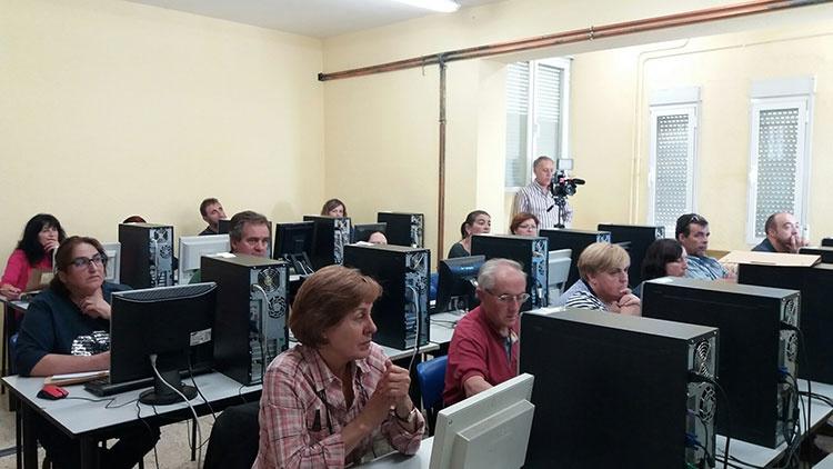 Uno de los cursos celebrados en Molina