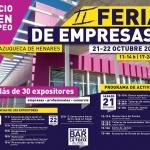 La II Feria de Empresas de Azuqueca se celebra este fin de semana en el Espacio Joven Europeo