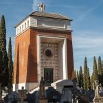 La cultura funeraria, detalle monumental del mes de octubre