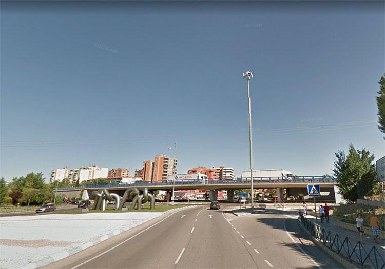 """Carnicero: """"Fomento ya tiene los proyectos para tratar de descongestionar Cuatro Caminos"""""""