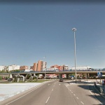 Fallece una joven atropellada en Cuatro Caminos