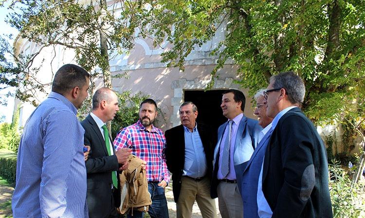 Brihuega, Cifuentes y Sacedón se van a beneficiar del Plan de Desarrollo Rural