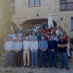 Una treintena de periodistas visitan parte del Geoparque de Molina