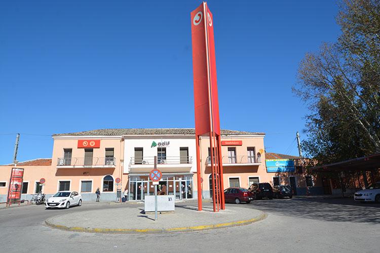 Estación de RENFE de Guadalajara