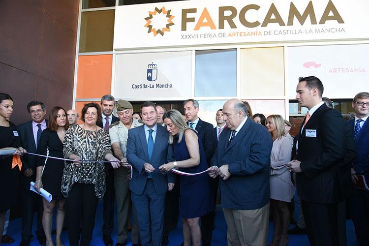Inauguración de FARCAMA en Toledo