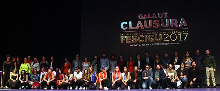 Clausura del FESCIGU 20117 (Foto: Daniel Gallego)