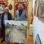 Excelente participación en el Concurso de pintura Rápida de Horche celebrado este domingo