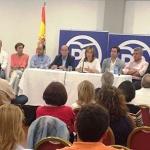 """Ana Guarinos: """"Page no puede seguir gobernando con quienes defienden y apoyan a los golpistas"""""""