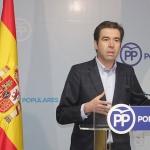 """Lorenzo Robisco: """"Guadalajara es el patito feo de Castilla-La Mancha para Page"""