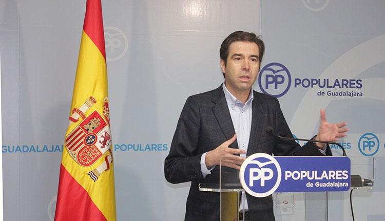 Lorenzo Robisco, diputado regional por el PP