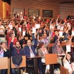 El PSOE Regional renueva su ejecutiva con nombres como Soledad Herrero, Riansares Serrano o José Salinas