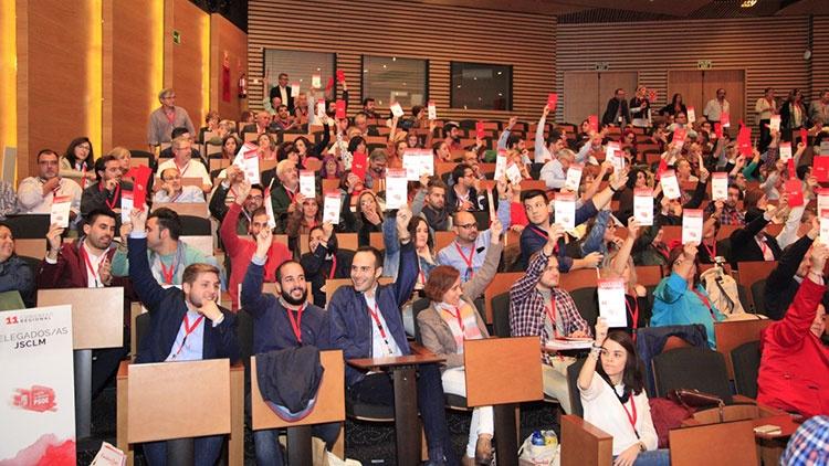 Congreso regional del PSOE de Castilla la Mancha