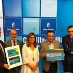 El SESCAM lanza la nueva tarjeta sanitaria con código QR