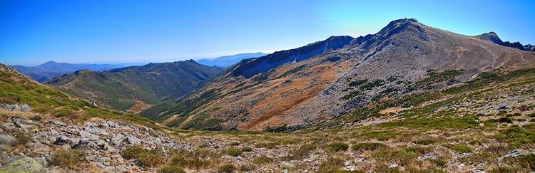 Macizo del Pico del Lobo. (Foto: Áreas Protegidas/JCCM)