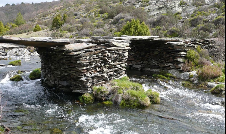 Río Lillas. (Foto: Áreas Protegidas/JCCM)