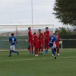 El Yunquera vence y convence frente al Alameda de la Sagra (1-0)