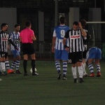 Tablas entre el Hogar Alcarreño y el Torpedo 66 (1-1)