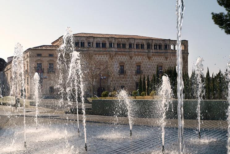 Palacio del Infantado (Foto: Carlos Valle Torres)