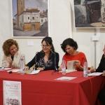 Raquel Fuentes presentó en Almonacid de Zorita su libro Voces del Pasado