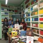 La Biblioteca de Alovera vuelve a ser finalista al Primer Premio María Moliner