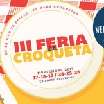 La III Feria de la Croqueta de Azuqueca arranca el 17 de noviembre