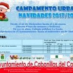 Cabanillas prepara el campamento urbano de cara a Navidad