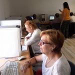 El Ayuntamiento organiza un nuevo curso de iniciación informática para mayores