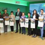 Caja Rural CLM presenta su nuevo calendario 2018 elaborado con fotografías de sus clientes