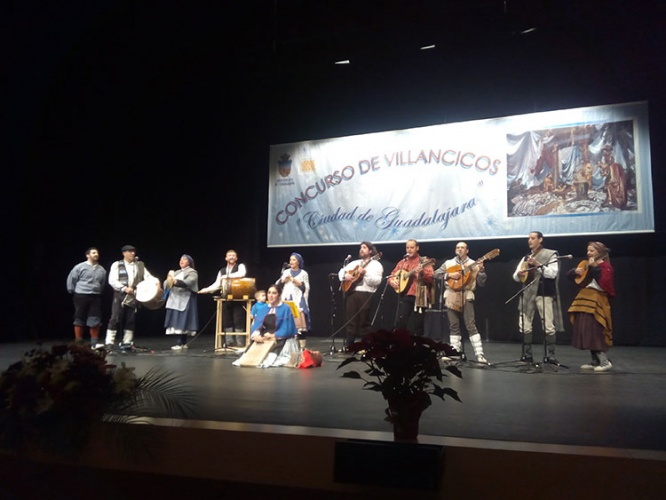 La Asociación Cultural Dairca Música y Tradición, ganadora de la edición del pasado año