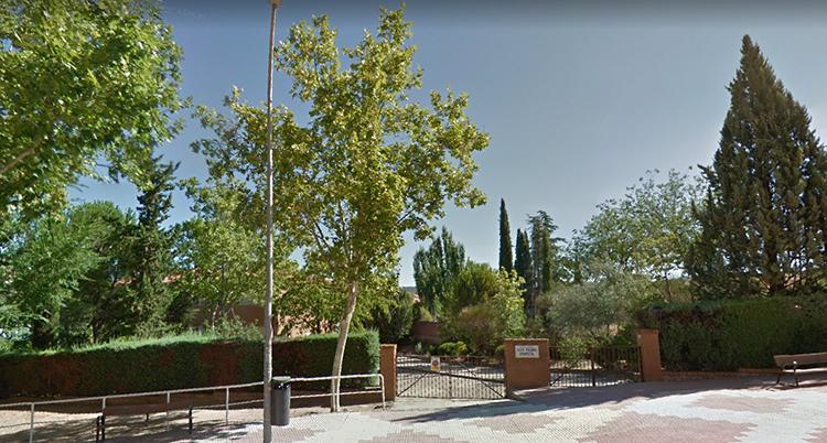 Vista del Colegio San Pedro Apóstol