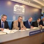 La Diputación renueva su compromiso para el mantenimiento de las tres Denominaciones de Origen