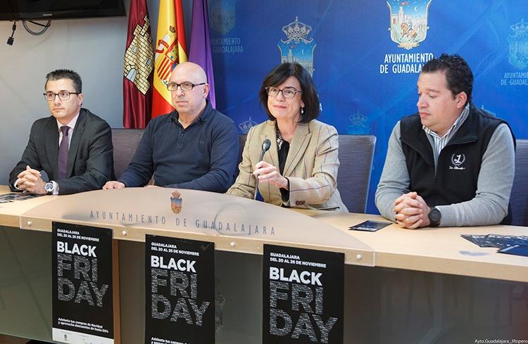 Presentación del Black Friday