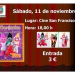 """El sábado 11 de noviembre el musical """"Trolls"""" llegará a Cifuentes"""