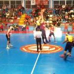 El Isover Azuqueca consigue la novena victoria consecutiva en el derbi provincial (103-62)