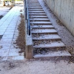 El Grupo Socialista denuncia el abandono del barrio de La Rambla