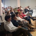 Empresarios y emprendedores molineses se interesan por las ayudas a la inversión empresarial
